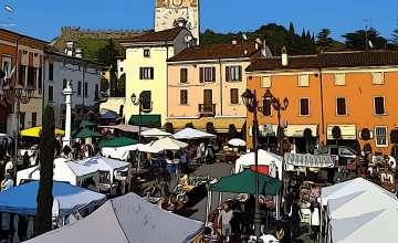 Garda Lombardia | I Mercati Settimanali