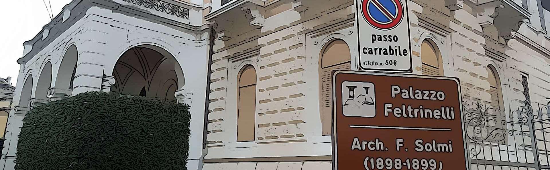 Gargnano | Palazzo Feltrinelli