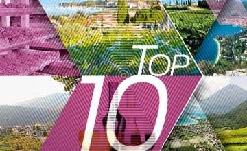 TOP 10 Vini del Lago di Garda