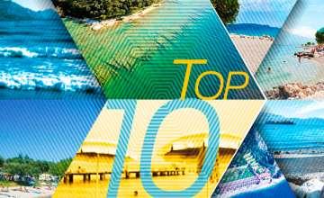 TOP 10 Spiagge del Lago di Garda Occidentale