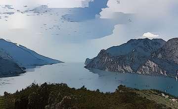Come raggiungere il Lago di Garda